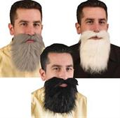 Mustache & Beard Assortment