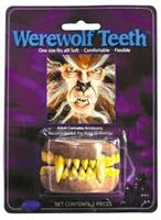 Teeth Werewolf Accessory