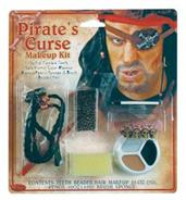 Pirate Horror Character Accessory Kit