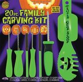 Pumpkin Carving Set 20 Pc