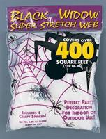 Spider Web White