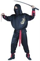 Men's Ninja Fighter Costume
