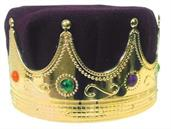 Crown Kings With Purple Turban