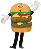 Cheeseburger Waver Costume