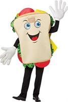 Sandwich Waver Costume