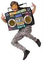BOOM BOX ADULT Costume