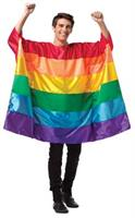 Flag Tunic Rainbow Adult