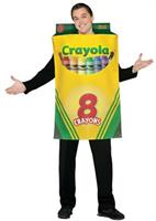 Adult Crayola Crayon Box Costume