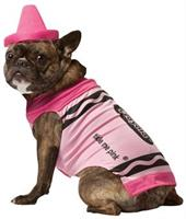 Crayola Crayon Pet Costume