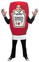 Heinz Ketchup Squeeze Bottle Costume