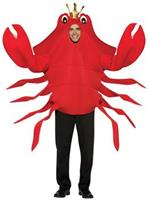 Unisex King Crab Costume