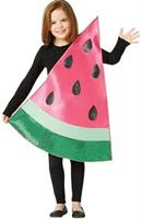WATERMELON SLICE COSTUME 7-10
