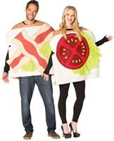 Adult BLT Couples Costume