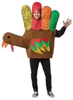 Hand Turkey Costume