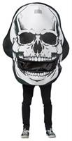 Skull Mouth Head Costume