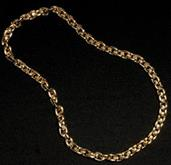Gold Chain Faux (Dozen)