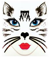 Face Decal Cat
