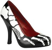 Xray Womens Black Shoes