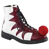 Evil Clown Shoes & Boots
