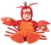 Lil Lobster Mon Costume