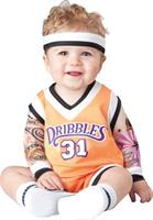 Infant Double Dribble Costume