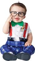 Infant Nursery Nerd Costume