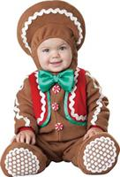 Infant Gingerbread Costume