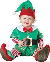 Elf Infant Costume