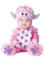 Lil Pink Monster Infant Costume