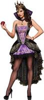 Women's Evil Queen Costume