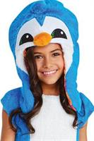 Dancing Clever Penguin Child Costume Hood