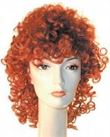 BETTE BARGAIN HENNA RED WIG