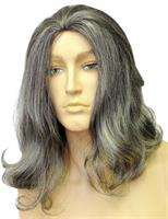 Biblical Deluxe Wig M Brown Gray 44
