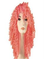 SPRING CURL LONG RED WIG