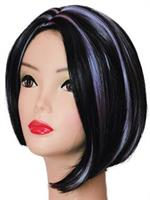 WIG 8733 BLACK/PURPLE