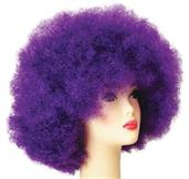AFRO DELUXE DARK PURPLE