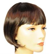 LULU LT CHEST BROWN 8 WIG