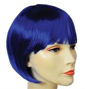 LULU ROYAL BLUE KAF6 WIG