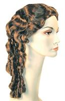 SOUTHERN BELLE MEDIUM BROWN WIG