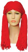RAG DOLL BARG RED