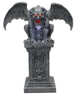 Stone Gargoyle with Sounds