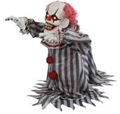 Jumping Clown Prop