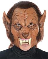 Latex Werewolf Mask