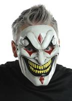 Adult Evil Jester Mask