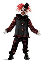 Carver The Clown Child Costume