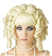 Blonde Ghost Doll Wig