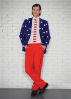Stars And Stripes Size Suit