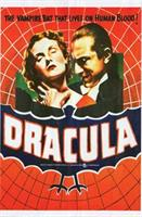 Dracula Movie Poster Cling