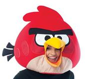 Angry Birds Hats, Wigs & Masks