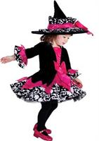 Toddler Janie The Witch Costume